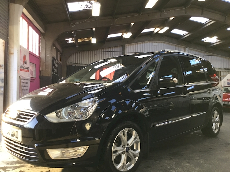 Ford Galaxy Titanium Tdci - Large 2