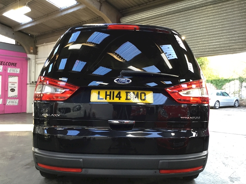 Ford Galaxy Titanium Tdci - Large 4