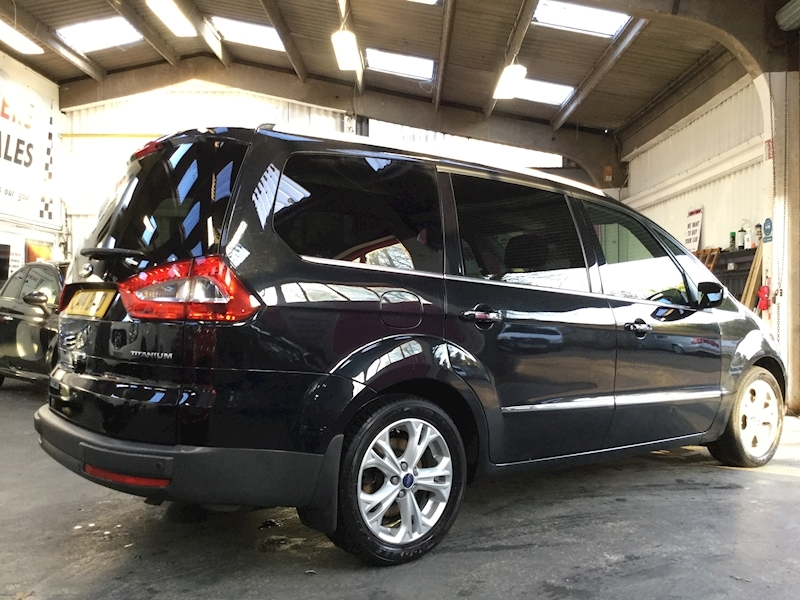 Ford Galaxy Titanium Tdci - Large 5