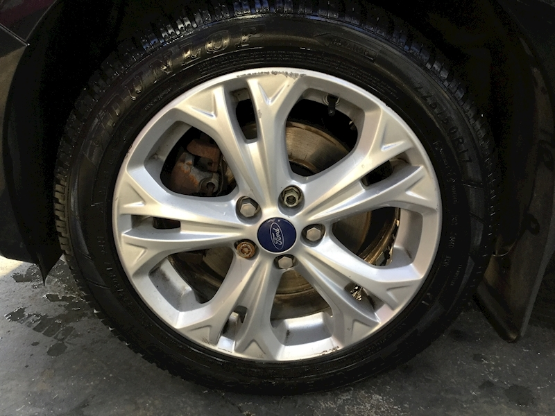 Ford Galaxy Titanium Tdci - Large 33