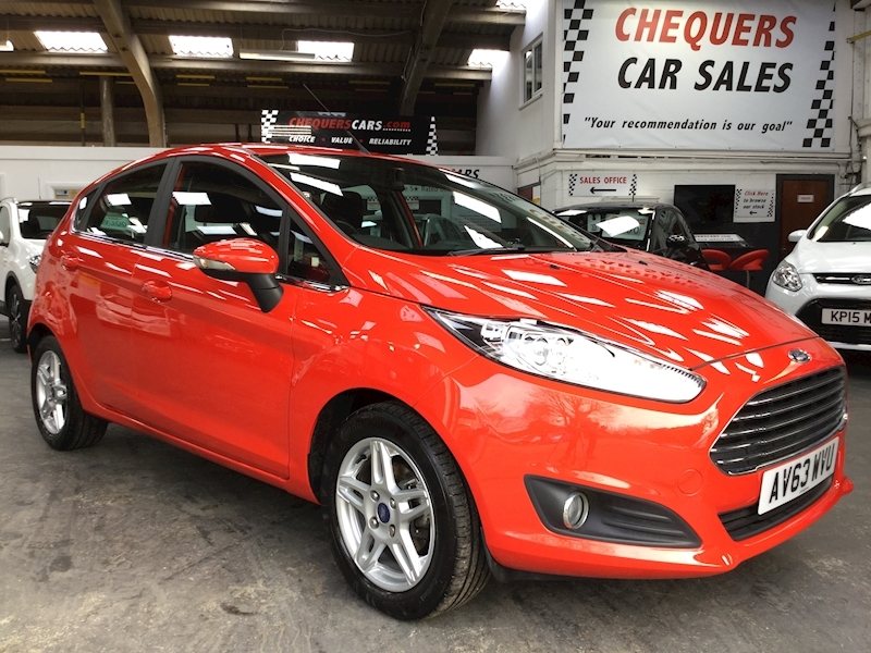 Ford Fiesta Zetec - Large 0