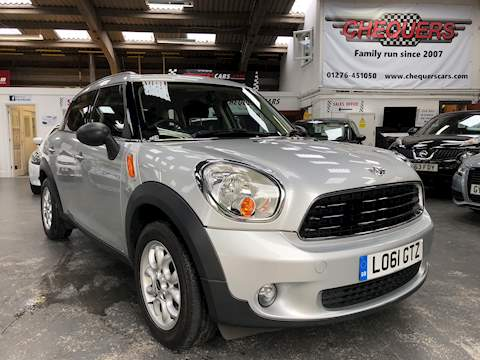Mini Mini Countryman One