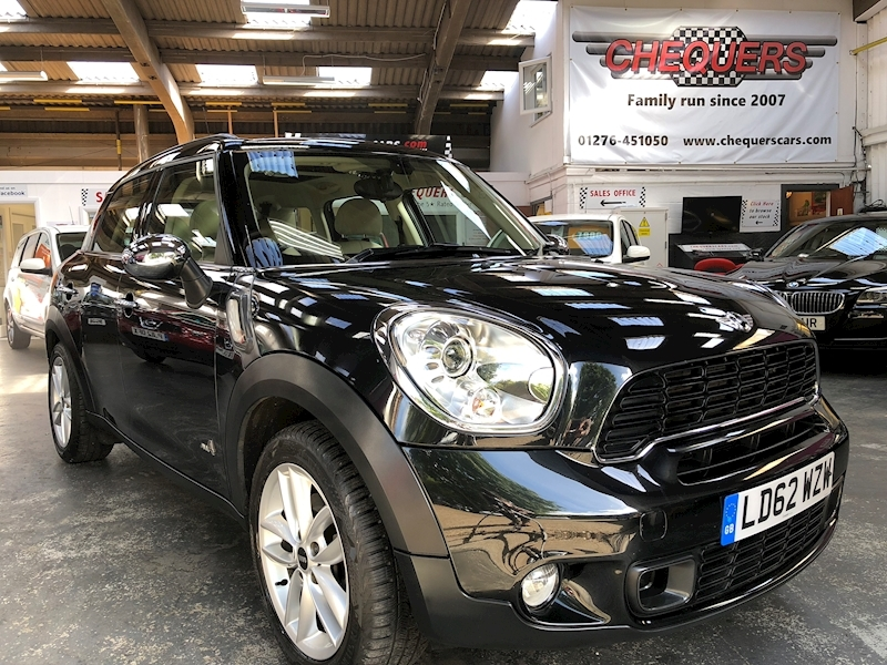 Mini Mini Countryman Cooper Sd All4 - Large 0