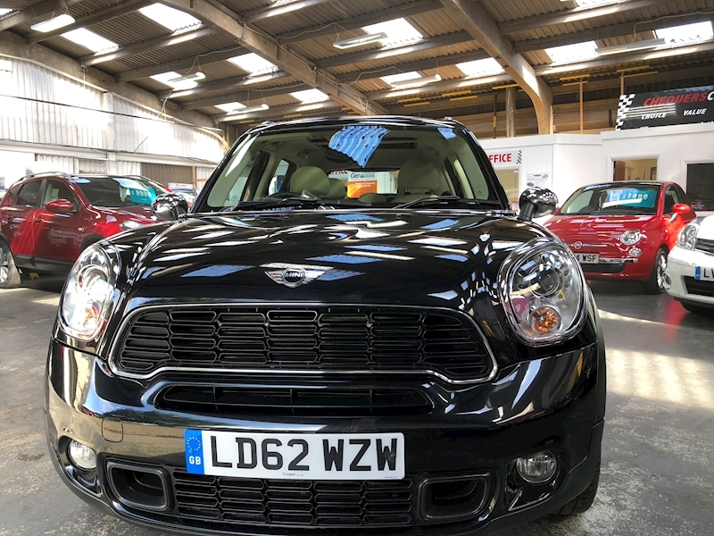 Mini Mini Countryman Cooper Sd All4 - Large 1