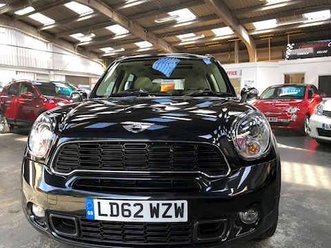 Mini Countryman Cooper Sd All4 Hatchback 2.0 Manual Diesel