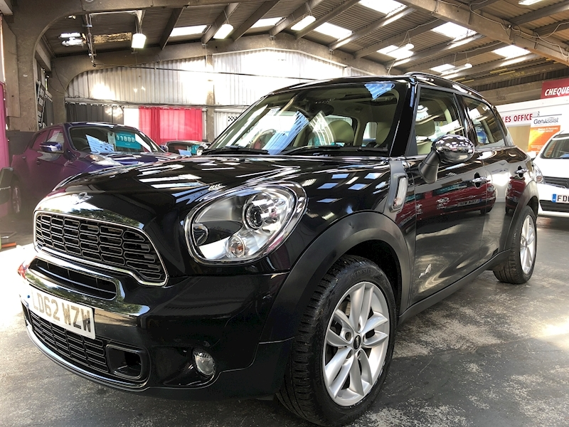 Mini Mini Countryman Cooper Sd All4 - Large 2