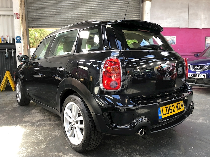 Mini Mini Countryman Cooper Sd All4 - Large 4