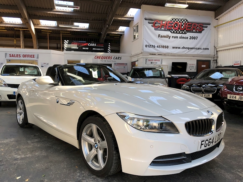 Bmw Z Series Z4 Sdrive18i Roadster