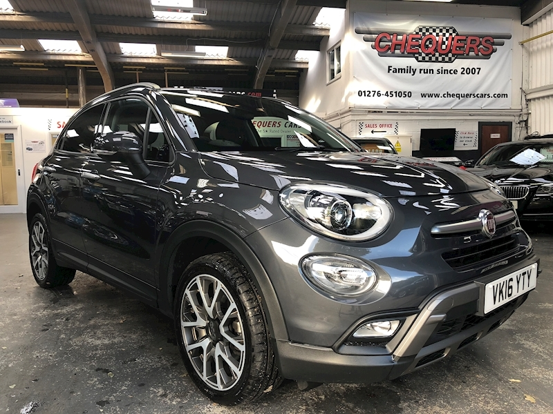 Fiat 500X Multiair Cross Plus
