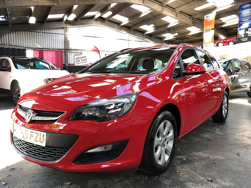 Vauxhall Astra Design - Large 2