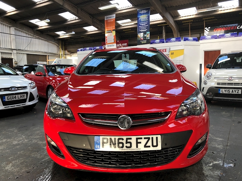 Vauxhall Astra Design - Large 1