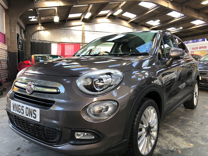 Fiat 500X Multiair Lounge - Large 2