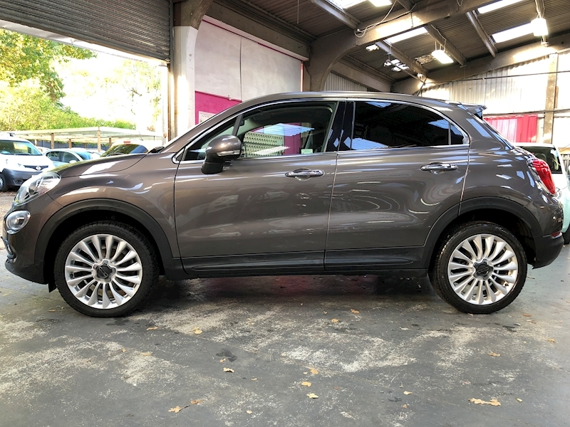 Fiat 500X Multiair Lounge - Large 3