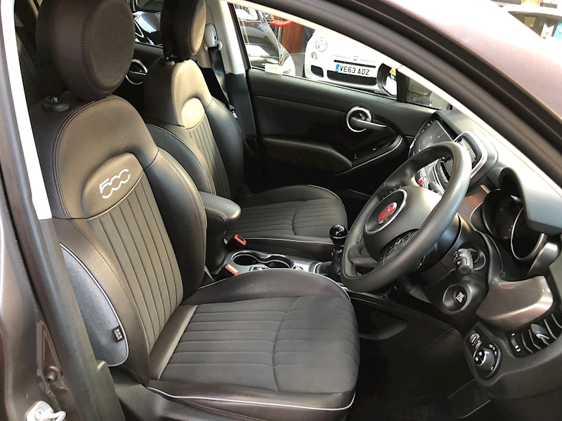 Fiat 500X Multiair Lounge - Large 7