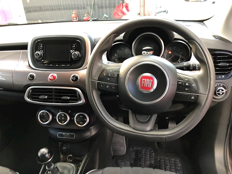 Fiat 500X Multiair Lounge - Large 8