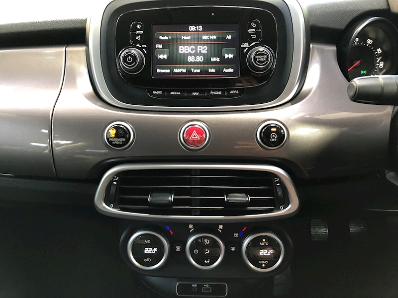 Fiat 500X Multiair Lounge - Large 19