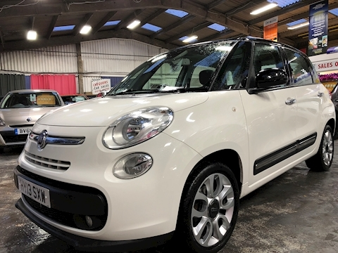 500L Twinair Lounge Mpv 0.9 Manual Petrol