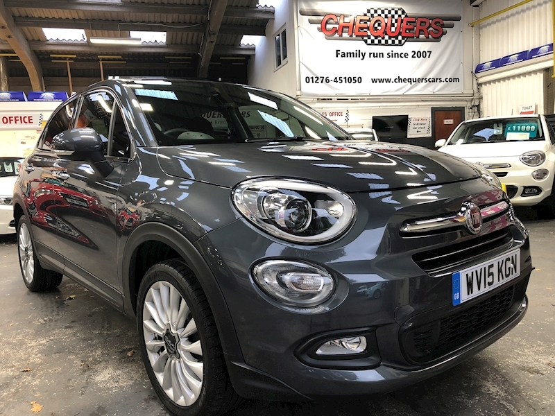 Fiat 500X Multiair Lounge - Large 0