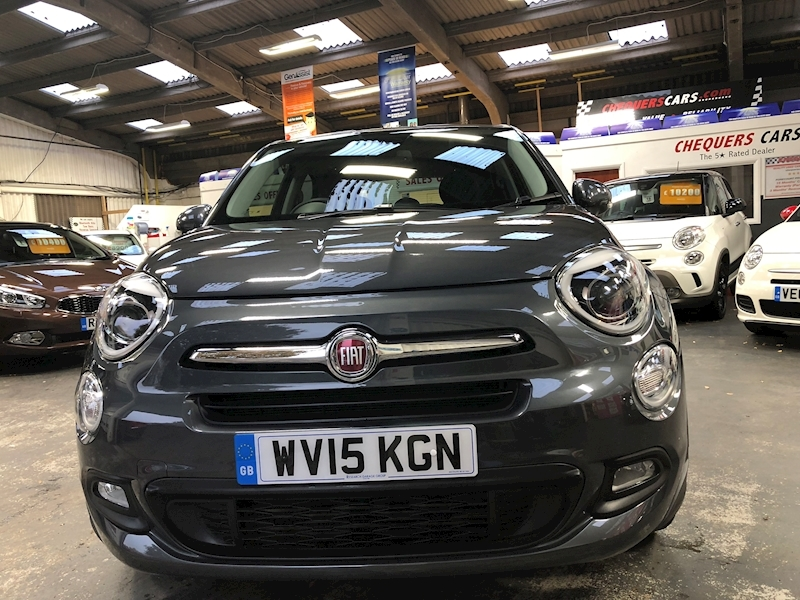 Fiat 500X Multiair Lounge - Large 1