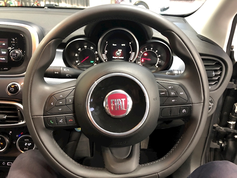 Fiat 500X Multiair Lounge - Large 11