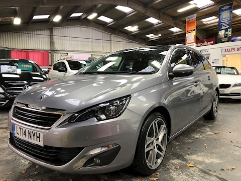 308 308 Feline Sw E-Thp Estate 1.2 Manual Petrol