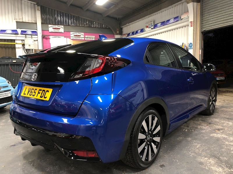 Honda Civic I-Vtec Se Plus - Large 6