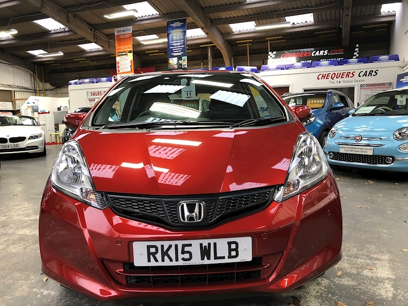 Honda Jazz I-Vtec Es Plus - Large 1