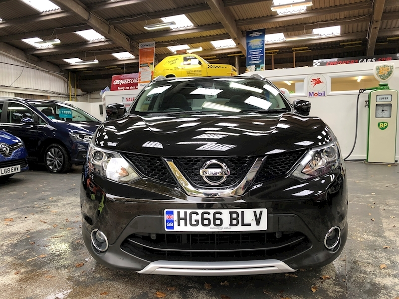 Nissan Qashqai Dci Black Edition - Large 2