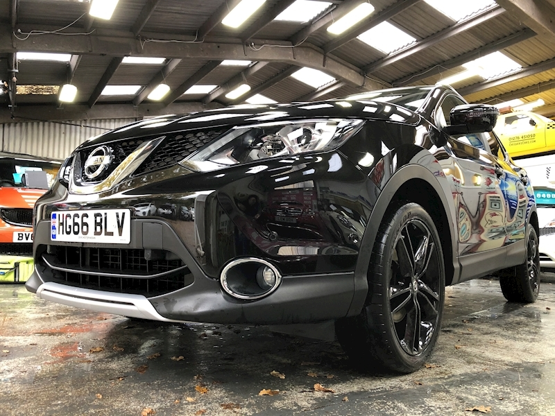 Nissan Qashqai Dci Black Edition - Large 71