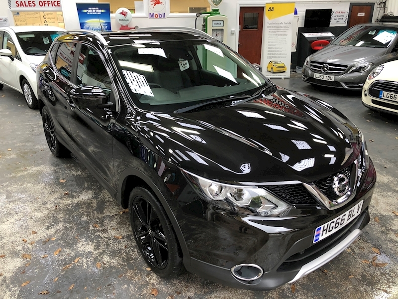 Nissan Qashqai Dci Black Edition - Large 72
