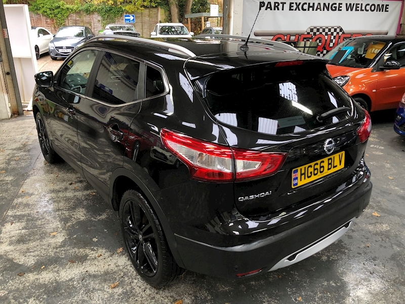 Nissan Qashqai Dci Black Edition - Large 73