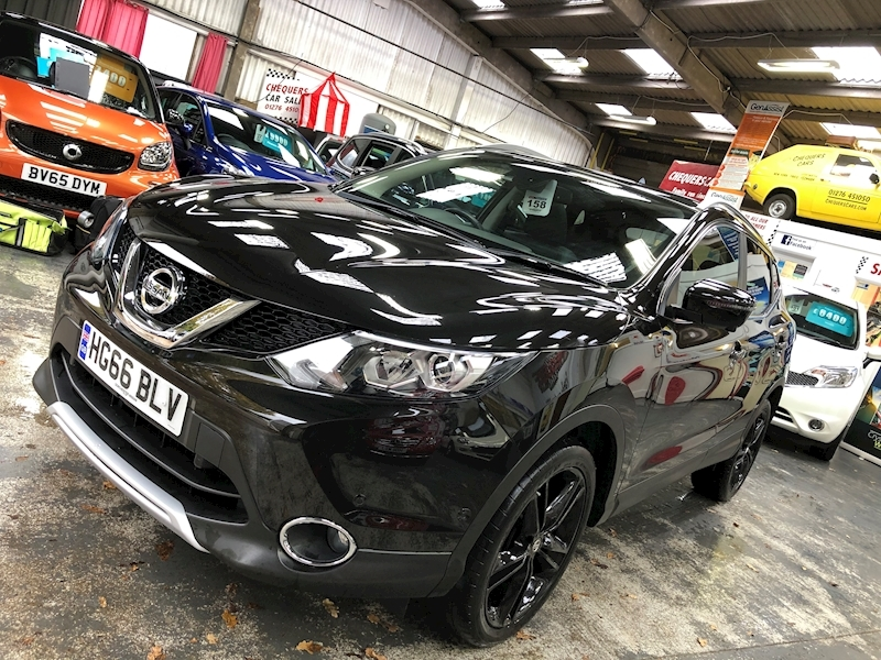 Nissan Qashqai Dci Black Edition - Large 77