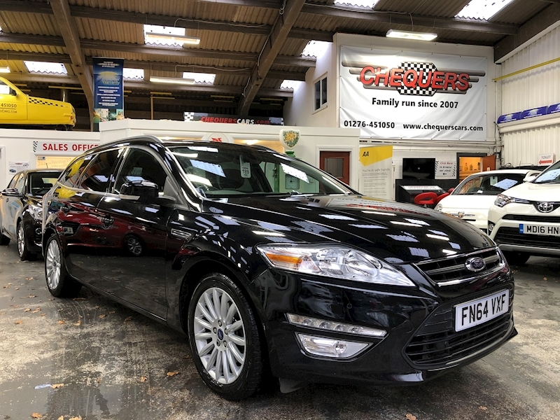 Ford Mondeo Zetec Business Edition Tdci - Large 0