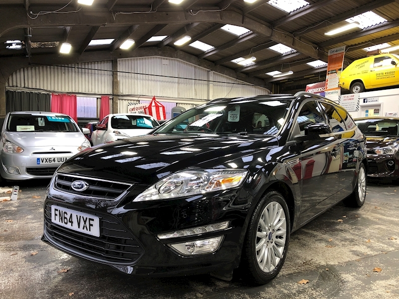 Ford Mondeo Zetec Business Edition Tdci - Large 2