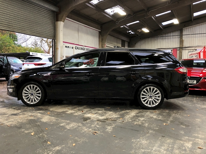 Ford Mondeo Zetec Business Edition Tdci - Large 3