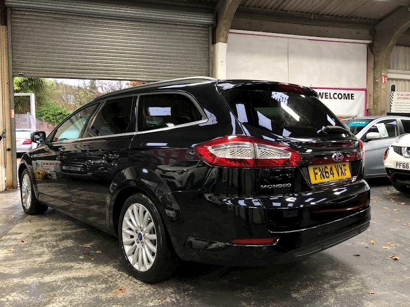 Ford Mondeo Zetec Business Edition Tdci - Large 4