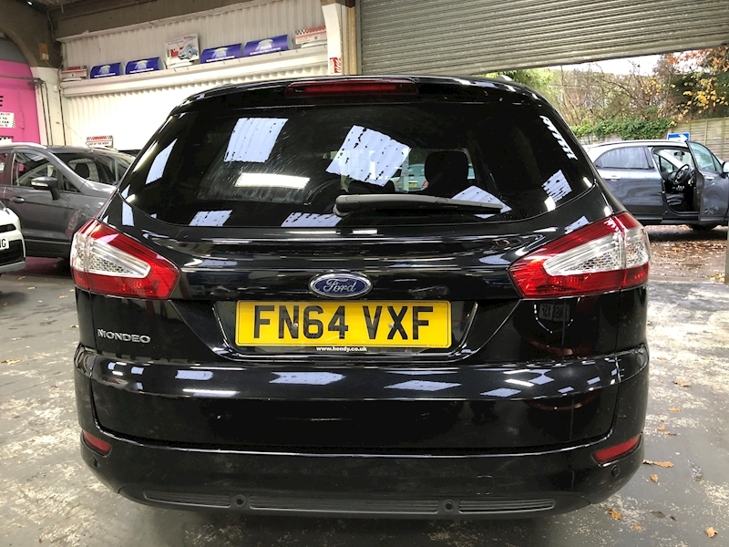 Ford Mondeo Zetec Business Edition Tdci - Large 5