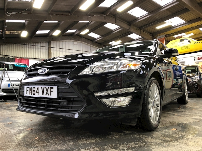 Ford Mondeo Zetec Business Edition Tdci - Large 42