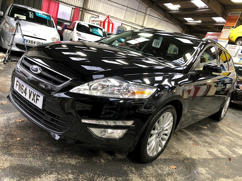 Ford Mondeo Zetec Business Edition Tdci - Large 48