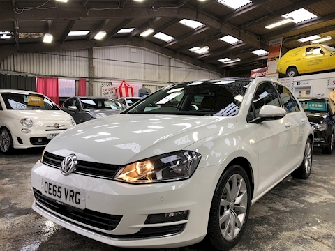 Golf Gt Tsi Act Bluemotion Technology Hatchback 1.4 Manual Petrol