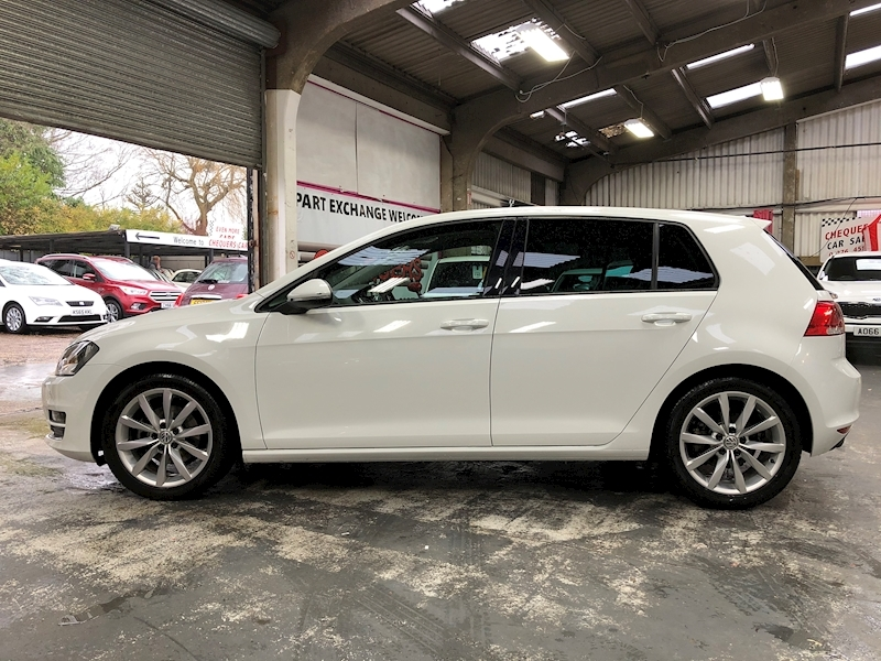 Volkswagen Golf Gt Tsi Act Bluemotion Technology - Large 3