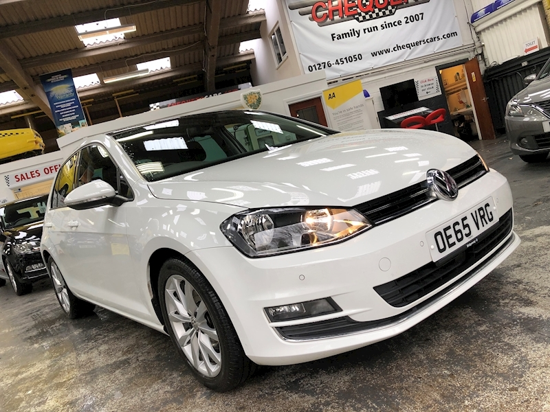 Volkswagen Golf Gt Tsi Act Bluemotion Technology - Large 67