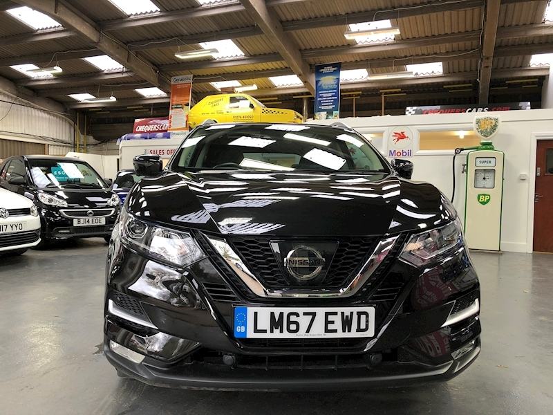 Nissan Qashqai N-Connecta Dig-T - Large 1