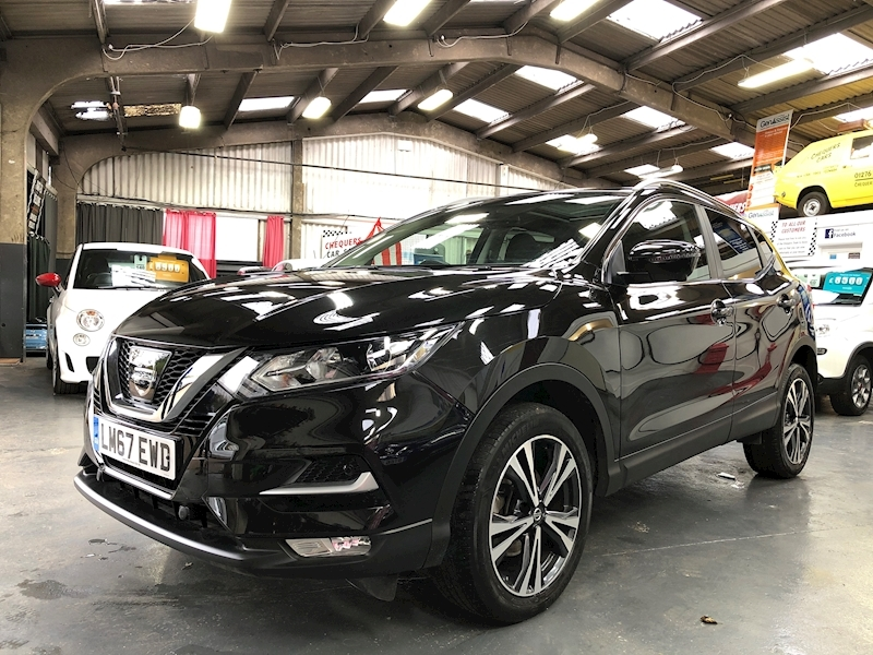 Nissan Qashqai N-Connecta Dig-T - Large 2