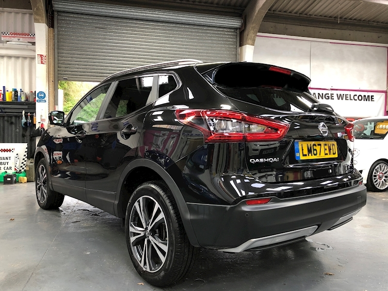 Nissan Qashqai N-Connecta Dig-T - Large 4