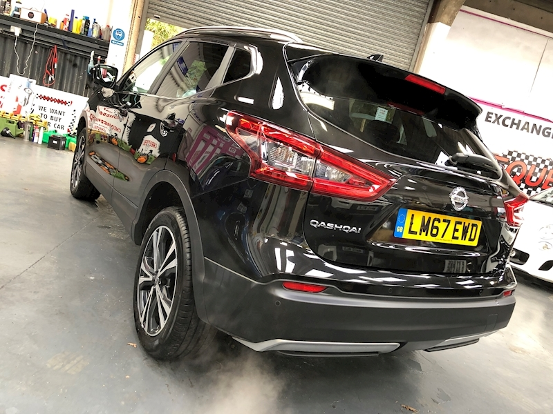 Nissan Qashqai N-Connecta Dig-T - Large 78