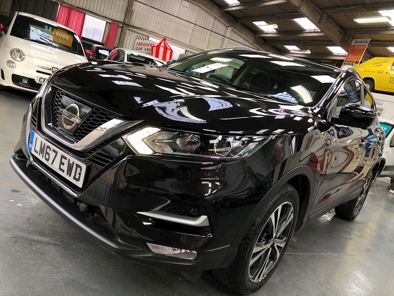 Nissan Qashqai N-Connecta Dig-T - Large 79
