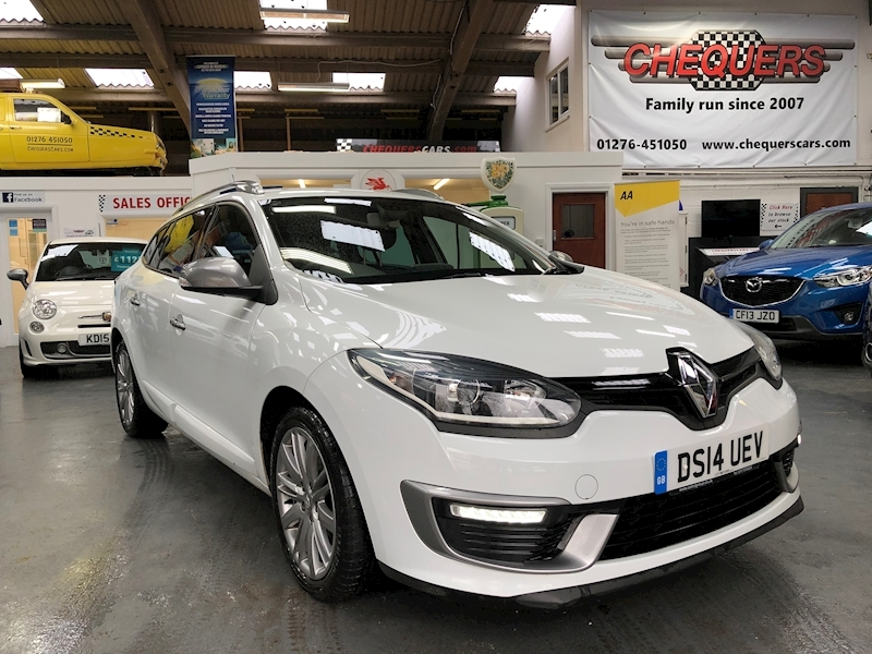 Megane Gt Line Tomtom Energy Dci S/S Estate 1.6 Manual Diesel