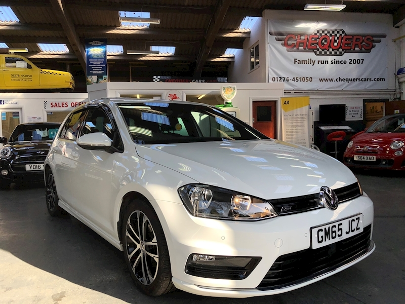 Volkswagen Golf R-Line Tsi Act Bluemotion Technology