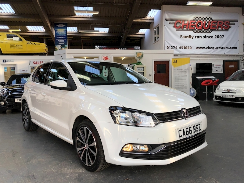 Volkswagen Polo Match Tsi - Large 0